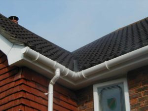 Replacement Guttering, Warwickshire
