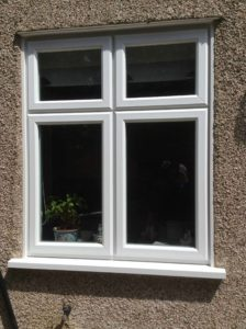 White uPVC Windows Warwickshire