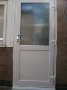 Back door installation Warwick