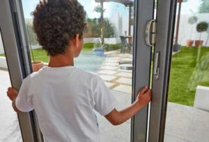 Bi-fold Doors with Safety Seal