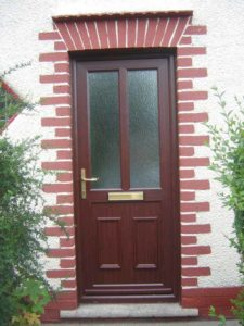 uPVC Panel Door Kenilworth