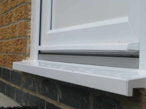 uPVC Front Door with Low Threshold