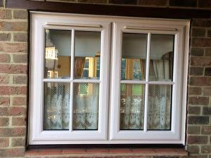White uPVC Windows Rugby