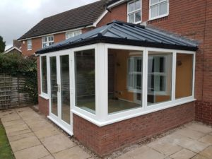 Ultraframe Conservatory Refurbishment