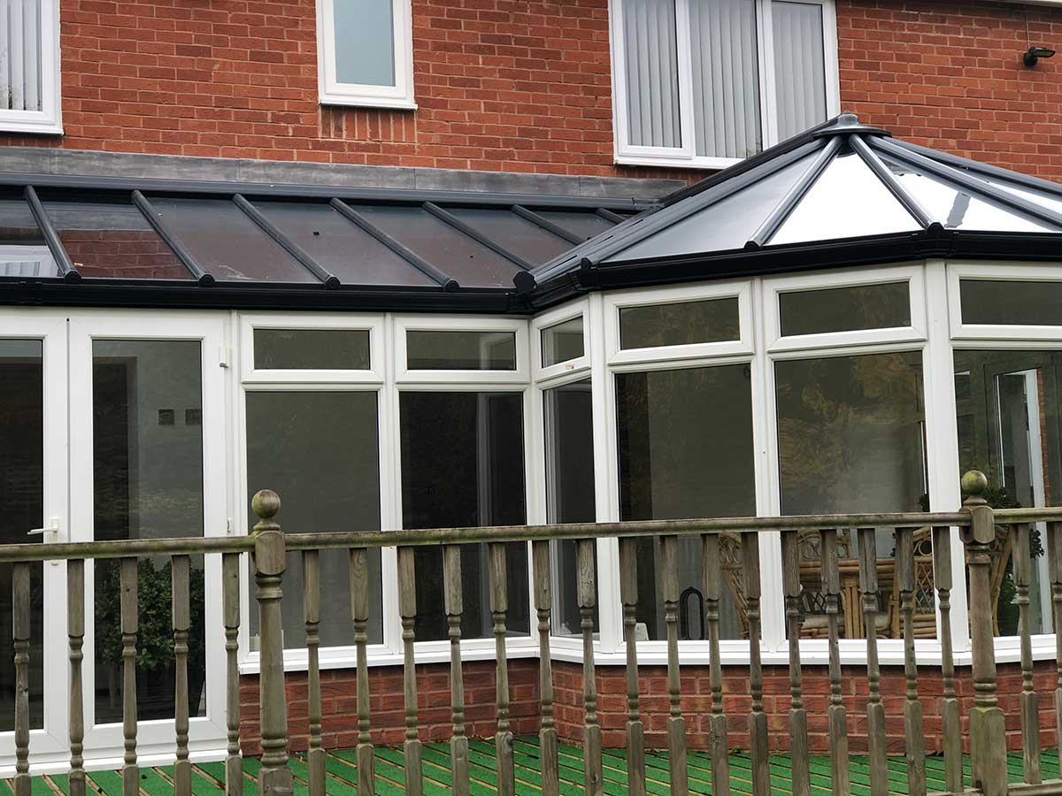 replacement conservatory roof redditch