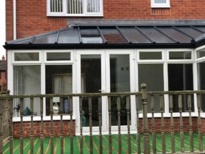 replacement conservatory roof cost redditch