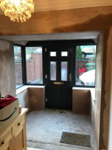 Front Porch Extension Kenilworth