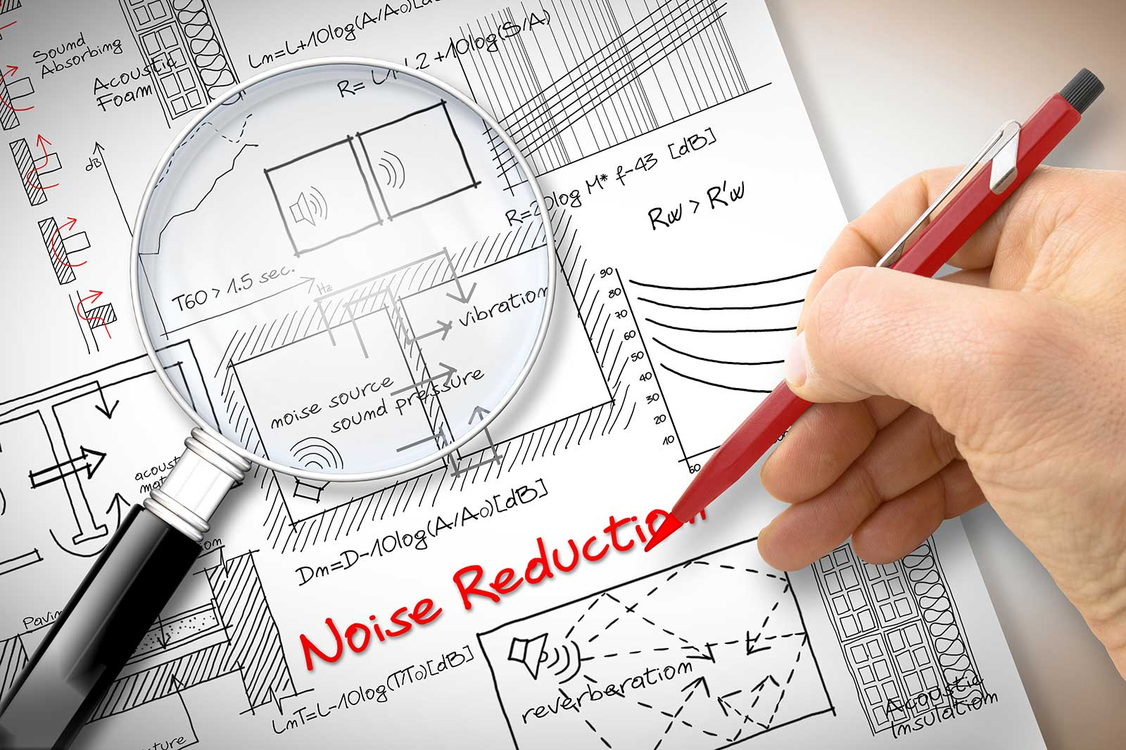Best Glass For Noise Reduction