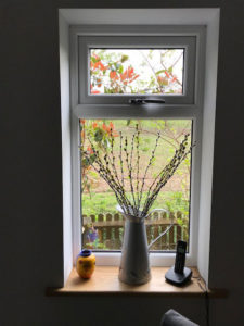 interior upvc casement window