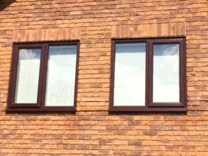 woodgrain upvc windows