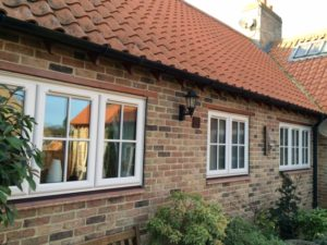 modern upvc casement windows