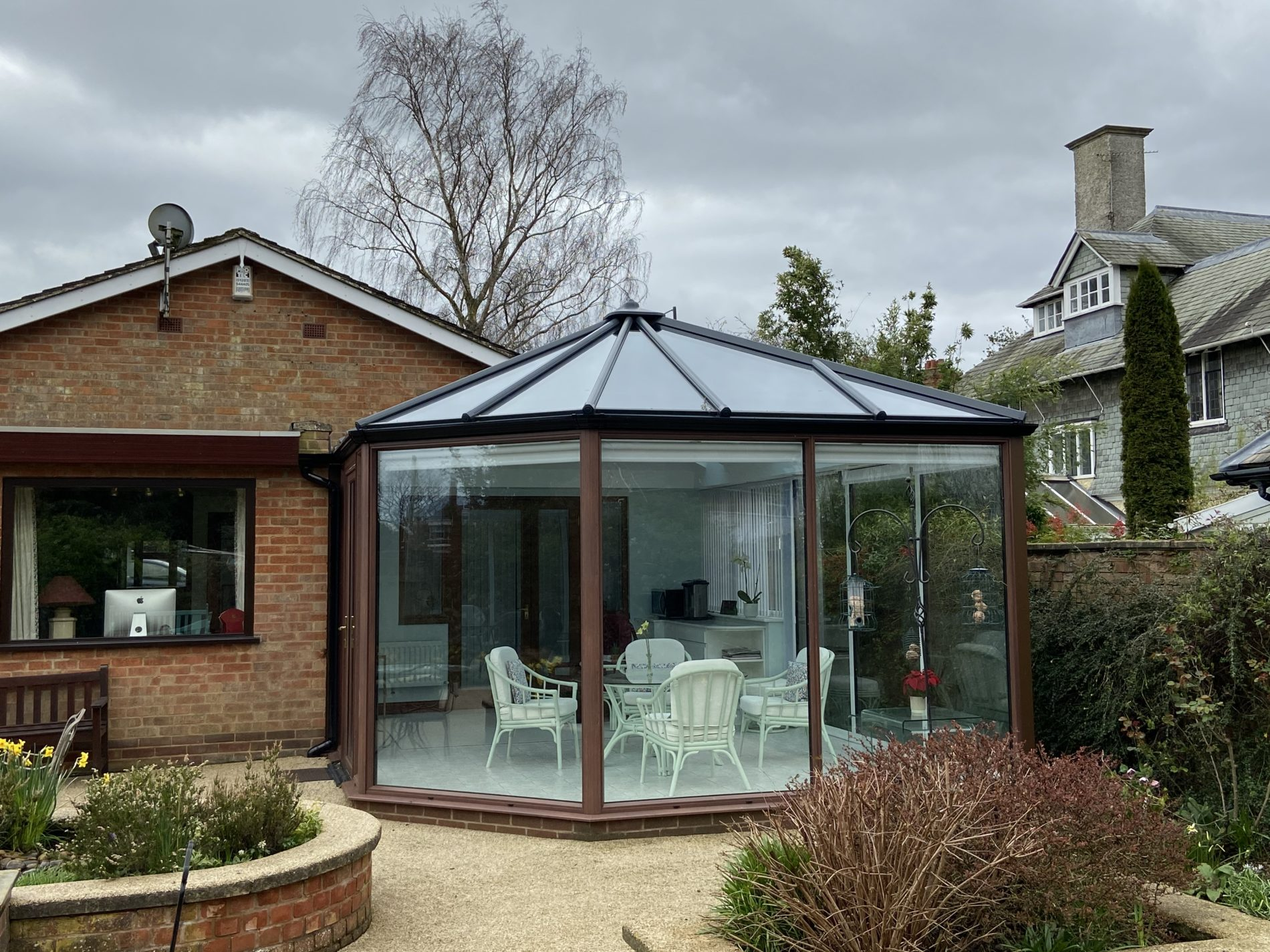 conservatory conversion rugby