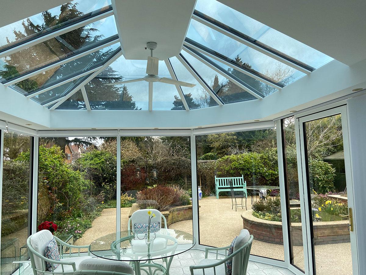 Conservatory roof upgrades kenilworth